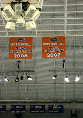 Banners Proudly Hanging