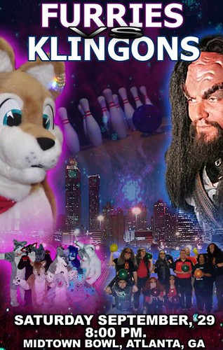 Furries vs Klingons