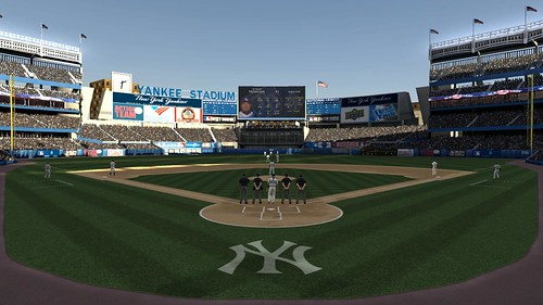 MLB 09 The Show Screenshot NYY