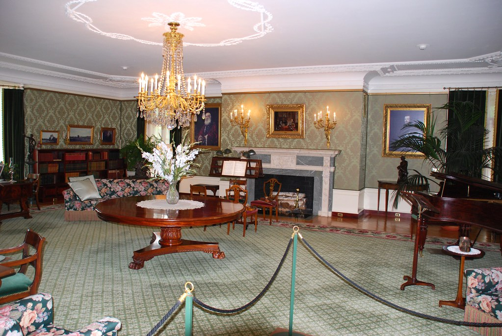 The  Living  Room - George  Eastman House