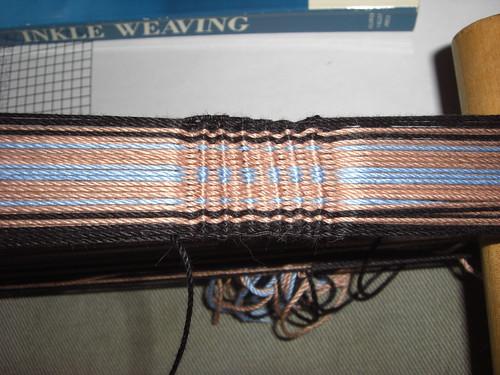 Little woven strap