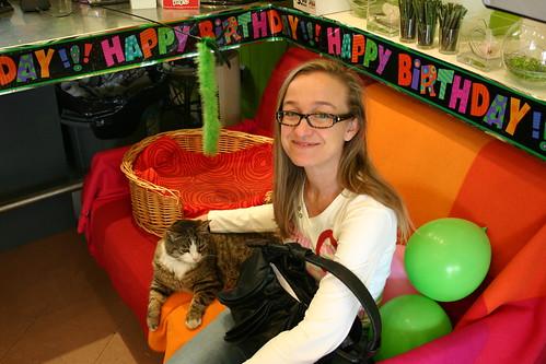 Happy Birthday Fat Cat