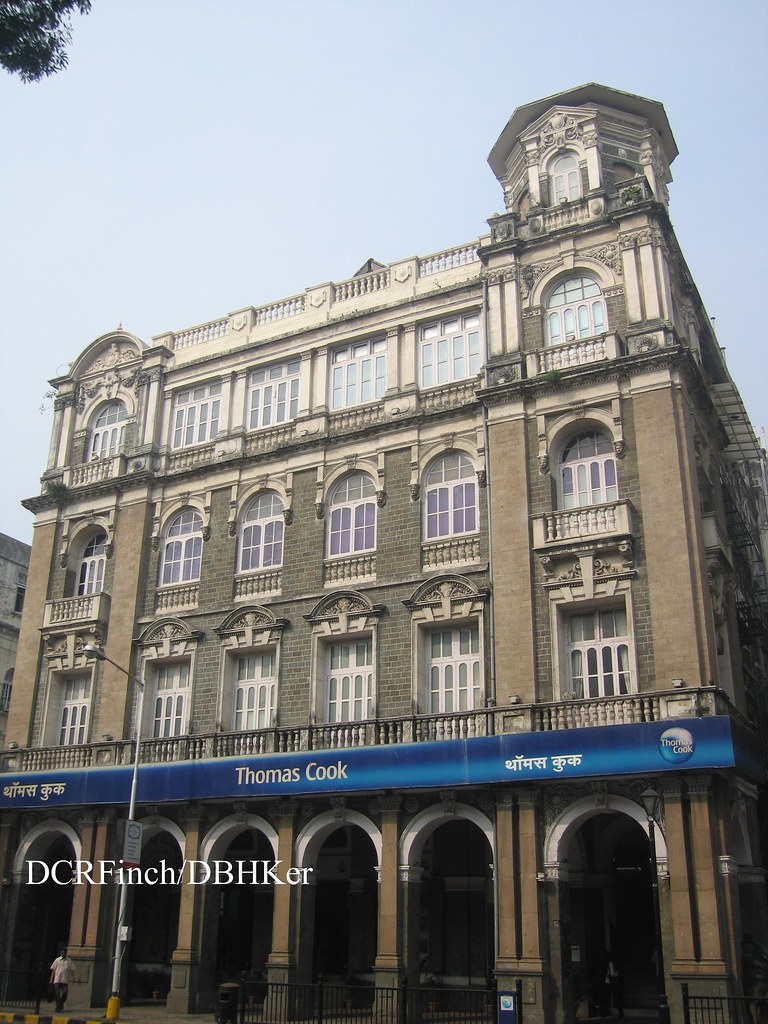 Thomas Cook & Co Building - Bombay