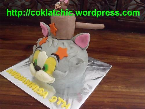 Tom N Jerry Jual Kue Ulang Tahun Page 5