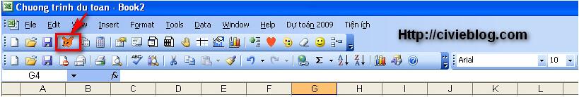 4725944310 1a285a120a b Một số lỗi khi sử dụng dự toán 97/2009 và cách khắc phục.