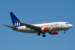 LN-RCU - 30190 - Scandinavian Airlines - SAS - Boeing 737-683 - 100617 - Heathrow - Steven Gray - IMG_3912