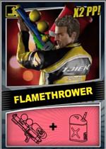 Все комбо карты Dead Rising 2 - где найти комбо карточку и компоненты для Flamethrower