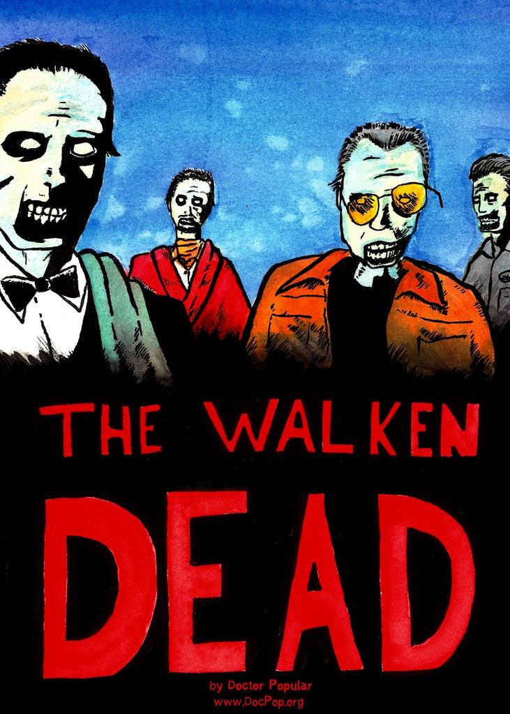 The Christopher Walken Dead
