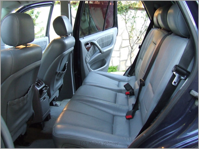 Mercedes ML detallado interior-07