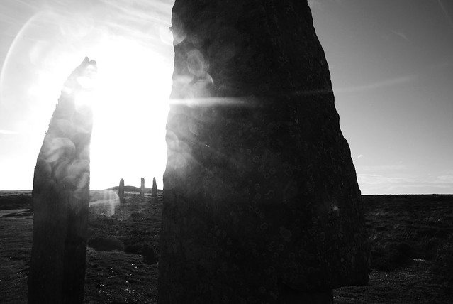 Orkney Standing Stone Flare