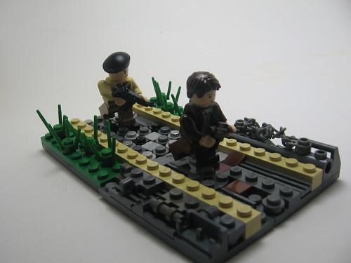 Brickpocalypse! A Tale of Two Roads  5143727563_fb0af551a0