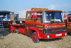 Ray Herritts Bedford TL - A868 OCL (atkidave) Tags: truck bedford tl lorry 2010 greatdorsetsteamfair