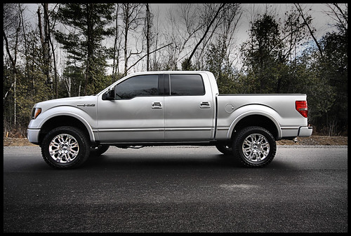 2010 F150 Platinum Any Ideas For What I Should Do To It