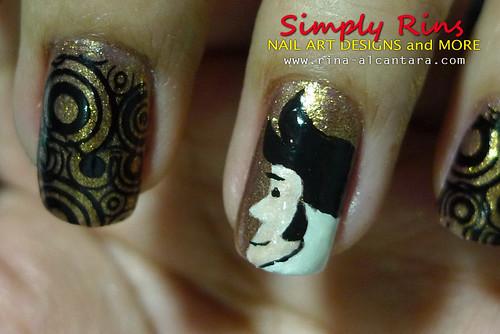 Nail Art Elvis Presley 04