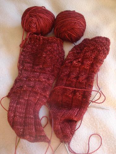 knitting 115