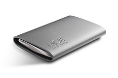 LaCie Brings Industry-Leading Speeds to High Design:  LaCie Starck Mobile Drive USB 3.0
