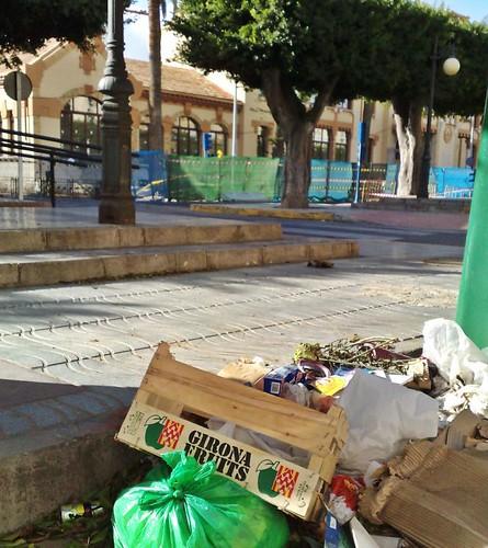Fotos denuncias de Uno de Melilla