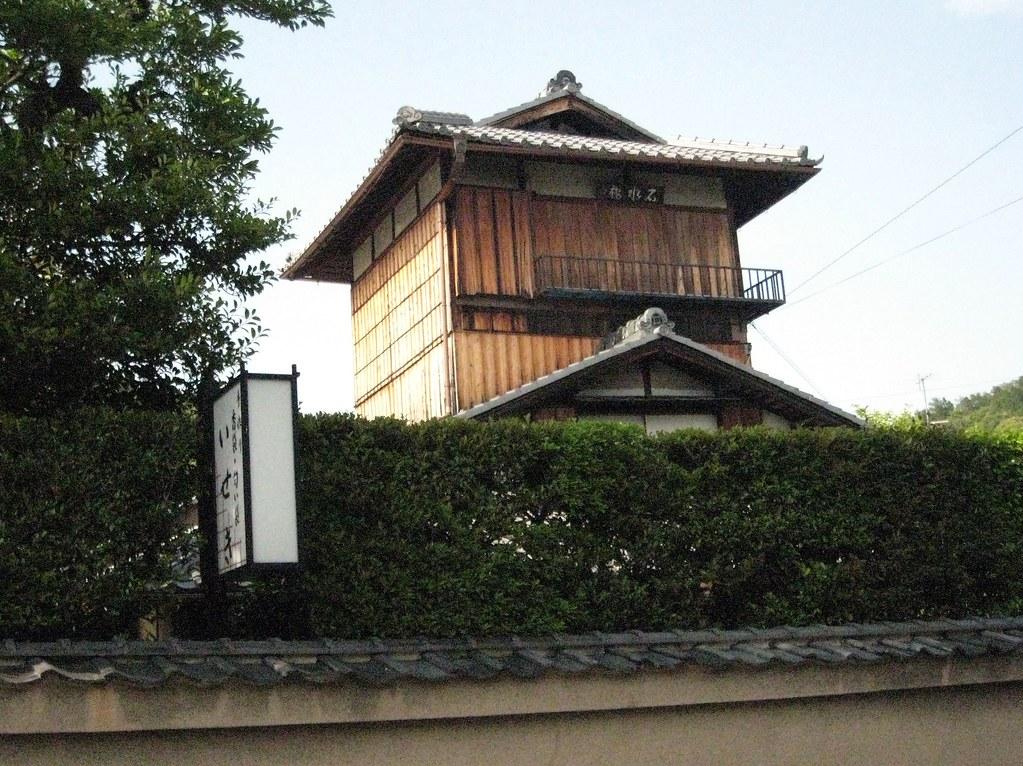 2007.5.27上賀茂・社家の町並通り11 井関家1