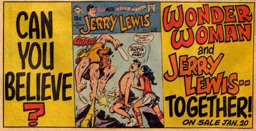 Vintage Ad #245 - Hey Lady!
