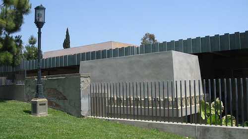Barnsdall Art Park - The Spring House