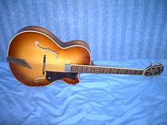 1960 hofner president acoustic guitar (johnbaz77) Tags: guitar president acoustic beatles hofner archtop