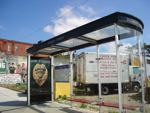 Crime Stoppers Bus Shelter by Hill Holliday