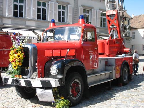 Feuer und Flamme: ADL aus St. Gallen