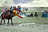 Horse Competition in Tingri