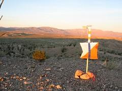 001 Orienteering Sunrise (saschmitz_earthlink_net) Tags: 2005 california orienteering anzaborrego laoc buttespass