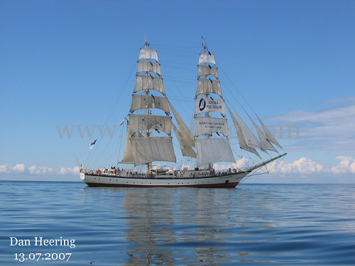 Frederick Chopin - Tall Ship Race 2007