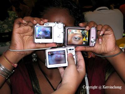 Camera-Collage
