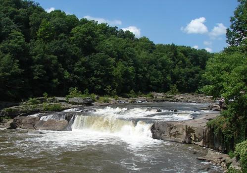 Ohio Pyle Falls