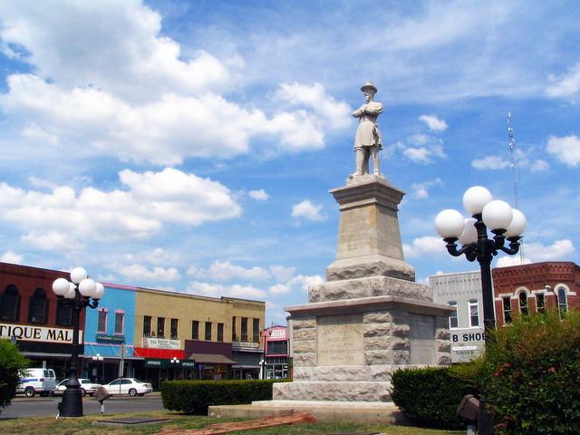 Lebanon, TN Town Square