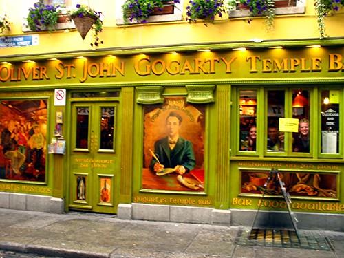 Oiver St John Gogarty's