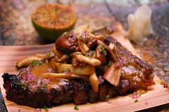 Dinner at Nobu (ShotsbyGun.com) Tags: travel food melbourne september d200 2007 sb800 50mmf14d