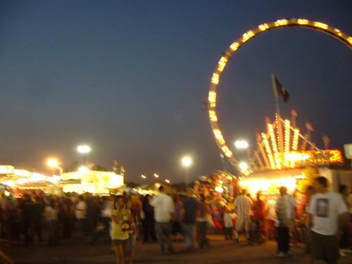 carnival night sky