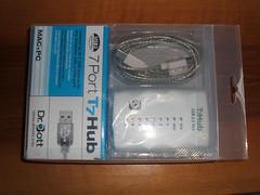 Dr. Bott T7 USB 2.0 hub