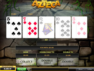 free Azteca Slots gamble bonus game