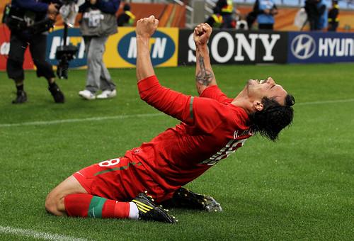 Portugal 7 0 Corea del Norte Hugo Almeida