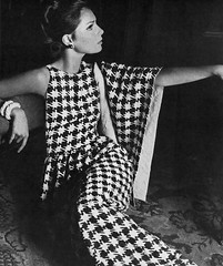 Mainbocher (Classic Style of Fashion (Third)) Tags: vogue 1960s 1965 vintagefashion vintagemagazine jenniferoneill mainbocher 1960sfashion