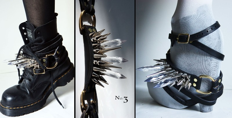 Indecorous taste shoe harness 1