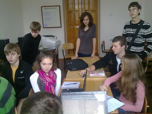 27 октября, микро-семинар для молодой команды
