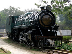 Heritage (Jay fotografia) Tags: india nationalrailmuseum newdelhi indianrailways steamlocomotives