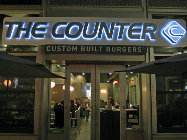 The Counter - Custom Built Burgers