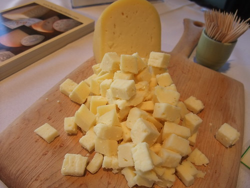 SFO Day 2: Cheese