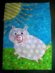 Do Pigs Frolick?