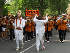 The Band Leads The P-Rade (Joe Shlabotnik) Tags: princeton 2007 reunions faved prade princetonband june2007 reunions2007