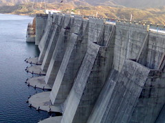 Narmada Dam- rear view (Dhrumil Shah) Tags: experience memorable kevadiya colonya