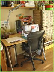 office - by bitsandbobbins