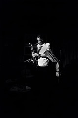 Dexter Gordon - solo (Tom Marcello) Tags: photography jazz saxophone dextergordon jazzmusicians jazzplayers jazzphotos jazzphotography thevillagevanguard jazzphotographs tommarcello